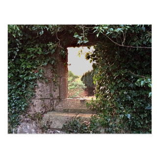 Carte Postale Fenêtre latérale chez Kirk occidental Culross