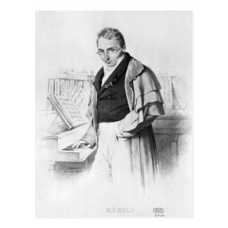 Carte Postale Ferdinand Herold