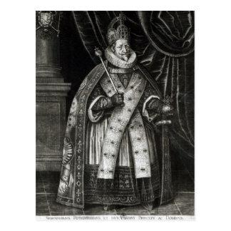 Carte Postale Ferdinand II 1622