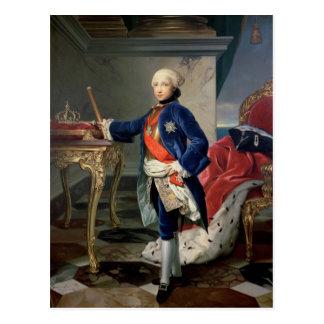 Carte Postale Ferdinand IV, roi de Naples