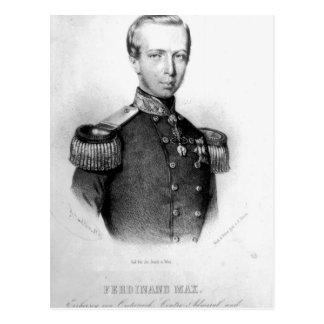 Carte Postale Ferdinand maximum