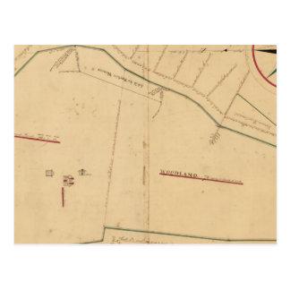 Carte Postale Ferme de Winsor, Île de Rhode
