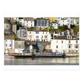 Carte Postale Ferry de Dartmouth