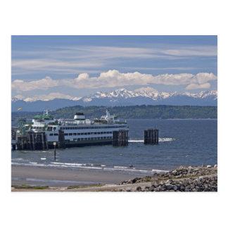 Carte Postale Ferry de Walla Walla