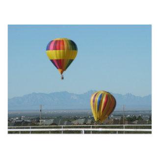 Carte Postale Festival Alamogordo Nouveau Mexique de ballon