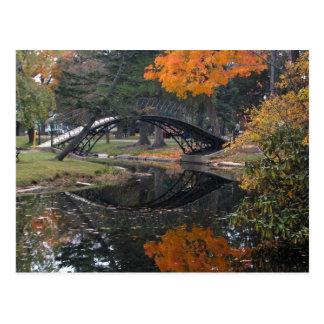 Carte Postale Feuillage d'automne SANY4603