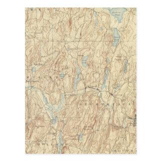 Carte Postale Feuille de 6 Brookfield
