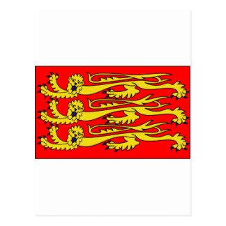 Carte Postale Fier d'être Normand