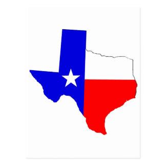Carte Postale Fierté du Texas