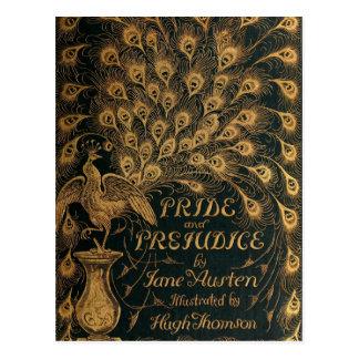 Carte Postale Fierté et préjudice Jane Austen (1894)