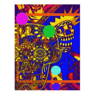 Carte Postale Fiesta