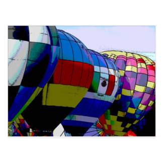 Carte Postale Fiesta de ballon d'Albuquerque