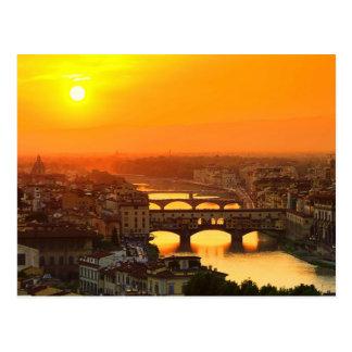 Carte Postale Firenze
