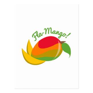Carte Postale Fla-Mangue
