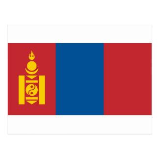 Carte Postale Flag_of_Mongolia