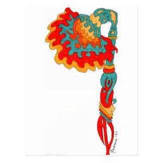 Carte Postale Fleur surréaliste