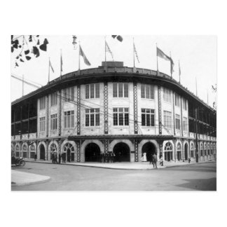 Carte Postale Forbes Field, Pittsburgh, 1909