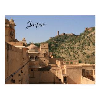 Carte Postale fort de Jaipur