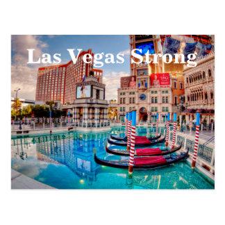 Carte postale forte de Las Vegas