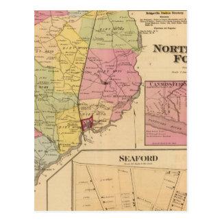 Carte Postale Fourchette du nord-ouest