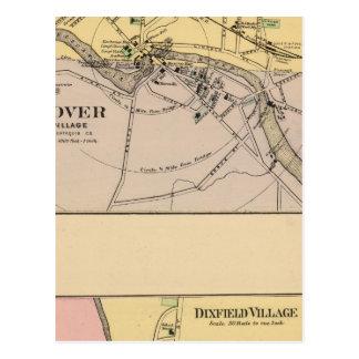 Carte Postale Foxcroft, Douvres