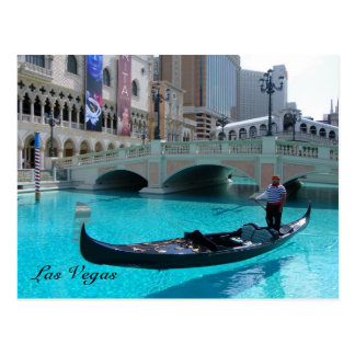 Carte postale fraîche de Las Vegas !