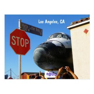 Carte postale fraîche de Los Angeles/effort !