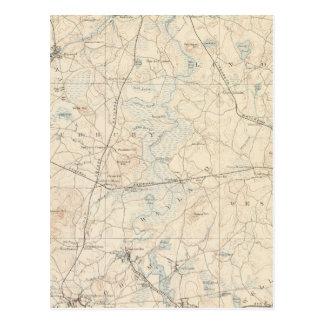 Carte Postale Framingham, le Massachusetts