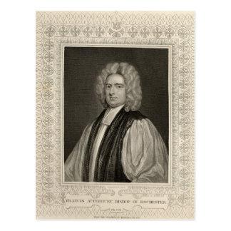 Carte Postale Francis Atterbury, évêque de Rochester