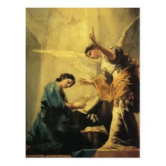 Carte Postale Francisco Goya- l'annonce