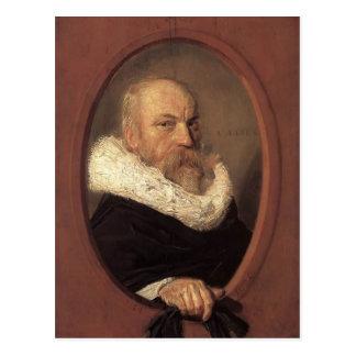 Carte Postale Frans Hals- Petrus Scriverius