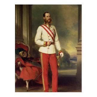 Carte Postale Franz Joseph I, empereur de l'Autriche