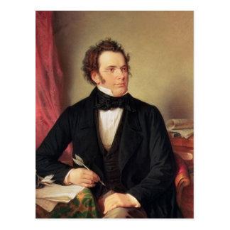 Carte Postale Franz Peter Schubert