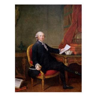 Carte Postale Frederic-Ignace Comte de Mirbec, 1780