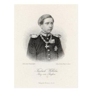 Carte Postale Friedrich Wilhelm, Prinz von Preussen