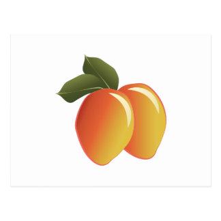 Carte Postale Fruit de mangue