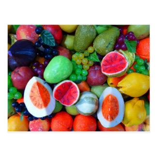 Carte Postale Fruits