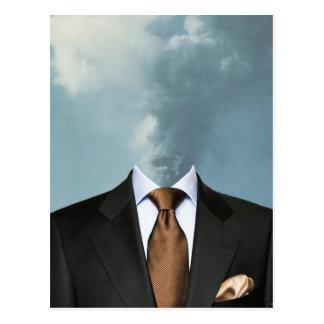"""Carte Postale """"Fumar """""""