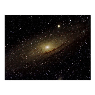 Carte Postale Galaxie d'Andromeda