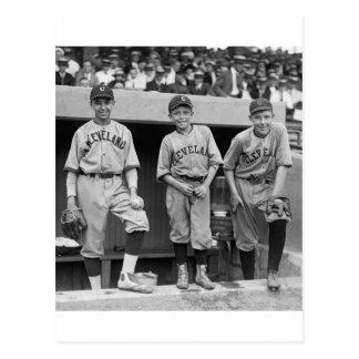 Carte Postale Garçons de boule de Cleveland, 1922