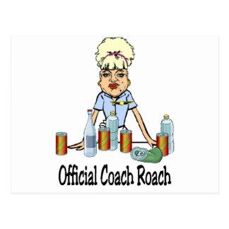 Carte Postale Gardon d'entraîneur