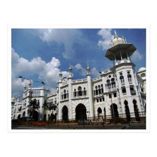 Carte Postale Gare ferroviaire de Kuala Lumpur (musée