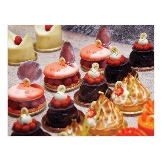 Carte Postale Gâteau - Bellagio - Le Dessert