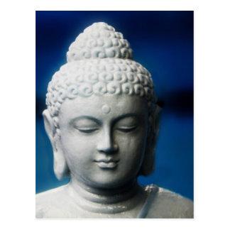 Carte Postale Gautama Buddha a éclairé un