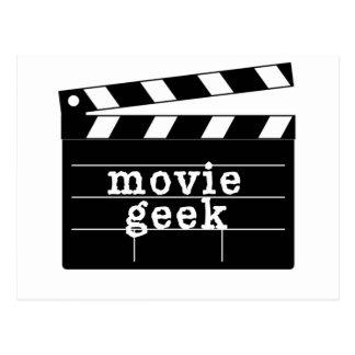 Carte Postale Geek de film avec le bardeau