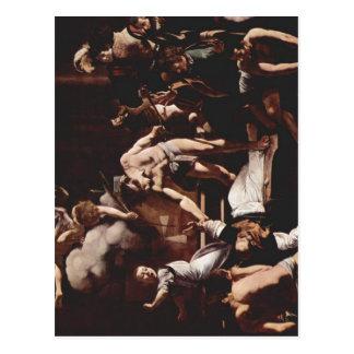 Carte Postale Gemme de Michaël Angelo Merisi DA Caravaggio ? der