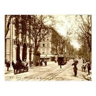 Carte Postale Gentil, Avenue de la Victoire