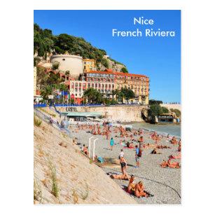Carte Postale Gentil. La Côte d'Azur