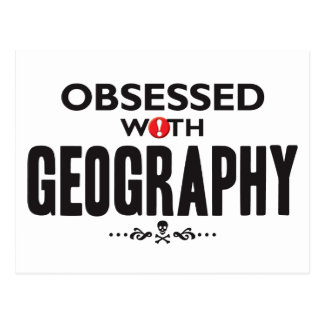 Carte Postale Géographie hantée