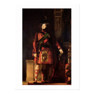 Carte Postale George IV